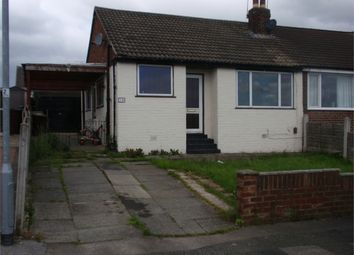 Thumbnail 3 bed semi-detached bungalow for sale in Ennerdale Road, Leeds, West Yorkshire