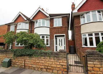 Thumbnail 3 bedroom semi-detached house for sale in Hawthorne Avenue, Long Eaton, Nottingham