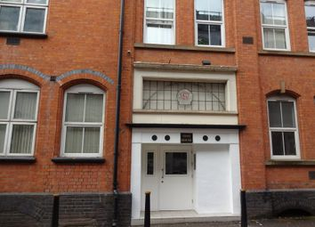 Thumbnail 2 bed flat for sale in Time House, Duke Street, Leicester