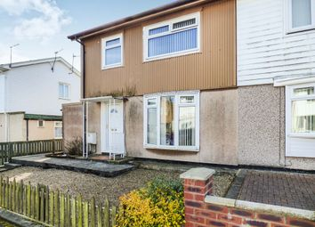 Thumbnail 3 bed semi-detached house for sale in Patrick Crescent, South Hetton, Durham