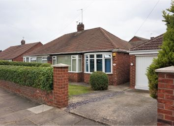 Thumbnail 2 bed semi-detached bungalow for sale in Virginia Gardens, Brookfield, Middlesbrough