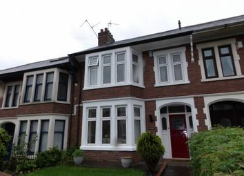 Thumbnail 3 bed property for sale in Ambleside Avenue, Roath Park, Cardiff