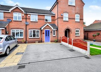 Thumbnail 3 bed terraced house for sale in Hollyhock Drive, Mansfield, Nottinghamshire