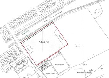 Thumbnail Land for sale in St Huberts Street, St Huberts Street