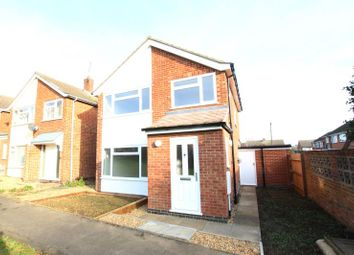 Thumbnail 3 bed detached house to rent in Ashridge Walk, Yaxley, Peterborough