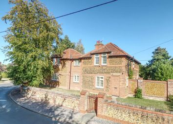 Thumbnail 5 bed detached house for sale in Hall Lane, South Wootton, King's Lynn