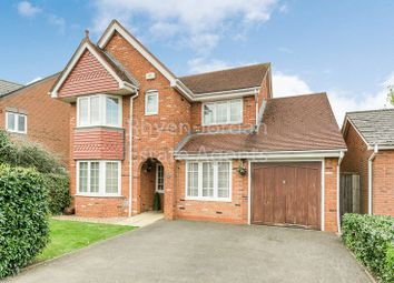 Thumbnail 4 bed detached house for sale in Monmouth Grove, Kingsmead, Milton Keynes