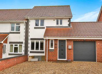 Thumbnail 3 bed semi-detached house for sale in Bridge Close, Briston, Melton Constable