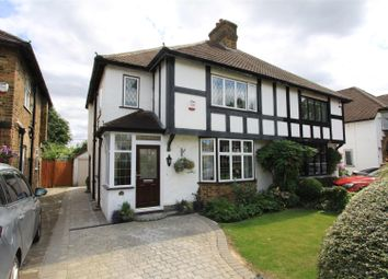 Thumbnail 3 bed semi-detached house for sale in The Fairway, Ruislip