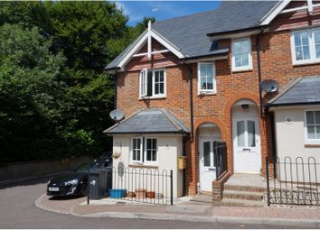 Thumbnail 3 bed end terrace house for sale in Lincoln Way, Crowborough