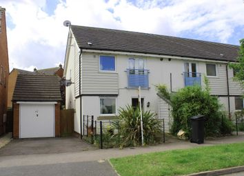 Thumbnail 1 bed town house to rent in Brompton Road, Hamilton, Leicester