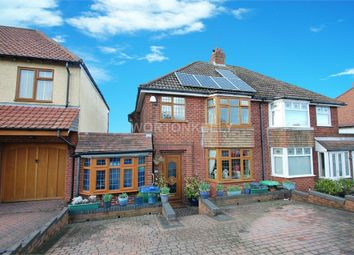 Thumbnail 3 bed semi-detached house to rent in Bristnall Hall Road, Oldbury, West Midlands