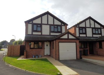 Thumbnail 4 bed detached house for sale in Willday Drive, Atherstone