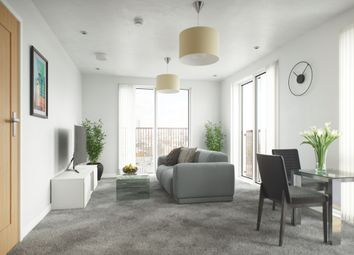 Thumbnail 2 bed flat for sale in Ordsall Lane, Salford Quays, Salford, Lancashire