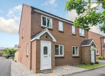 Thumbnail 2 bedroom semi-detached house for sale in Cumnor, West Oxford
