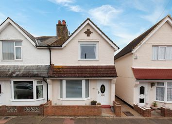 Thumbnail 3 bed terraced house for sale in Ringwood Road, Bexhill-On-Sea