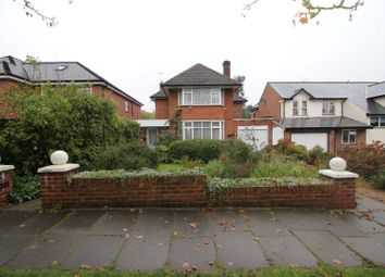 Thumbnail 4 bed detached house for sale in Edgwarebury Lane, Edgware