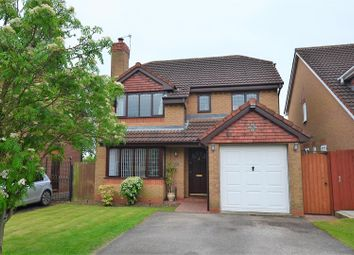 Thumbnail 4 bedroom detached house for sale in Mear Drive, Borrowash, Derby