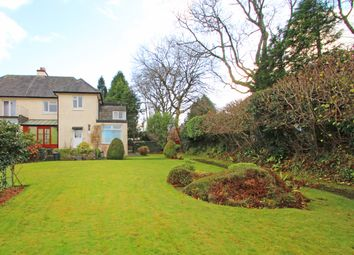 Thumbnail 4 bed semi-detached house for sale in Tavistock Road, Derriford, Plymouth
