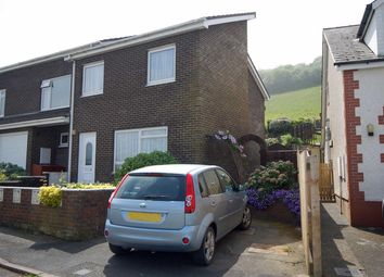 Thumbnail 3 bed end terrace house for sale in Ropewalk Close, Aberystwyth