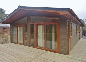 Thumbnail 2 bed lodge for sale in Dollarfield, Dollar