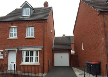 Thumbnail 4 bed semi-detached house to rent in Ryder Drive, Muxton, Telford