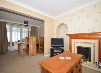 Thumbnail 3 bed semi-detached house for sale in Rosemary Avenue, Steyning, West Sussex