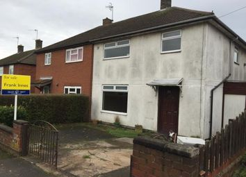 Thumbnail 2 bedroom semi-detached house for sale in Goodwood Avenue, Arnold, Nottingham