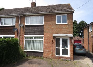 Thumbnail 3 bed semi-detached house for sale in Tarran Avenue, Hull