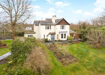 Thumbnail 5 bed detached house for sale in Station Road, Groombridge, Tunbridge Wells, East Sussex