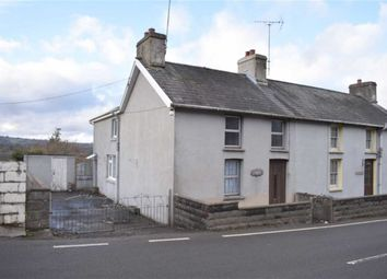 Thumbnail 2 bed semi-detached house for sale in Llanybydder