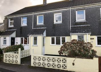 Thumbnail 3 bedroom terraced house to rent in Gwelmor, Pendeen, Penzance
