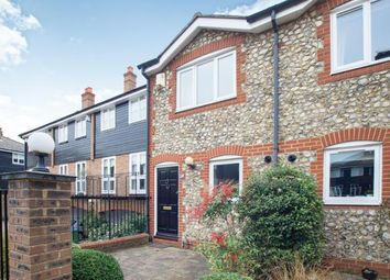 Thumbnail 2 bed end terrace house for sale in Thames Ditton, Surrey, .