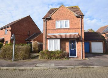 Thumbnail 3 bedroom property for sale in Wadesmill Lane, Caldecotte, Milton Keynes