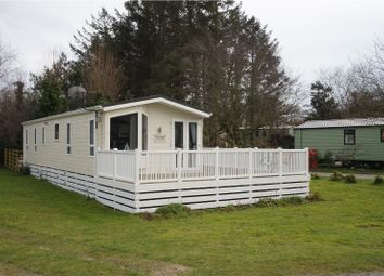 Thumbnail 2 bed lodge for sale in Morfa Bychan, Porthmadog