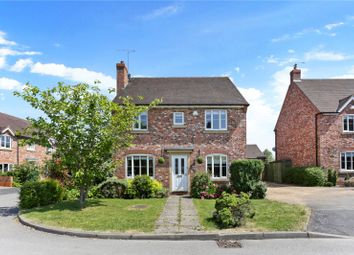 Thumbnail 4 bedroom detached house for sale in The Brickall, Long Marston, Stratford-Upon-Avon