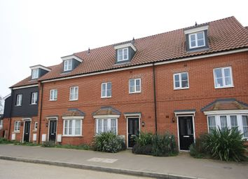 Thumbnail 4 bed property to rent in Dragonfly Lane, Cringleford, Norwich