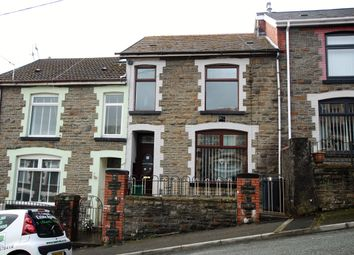 Thumbnail 3 bed terraced house for sale in Kingcraft Street, Mountain Ash