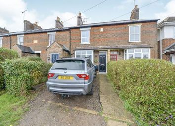 Thumbnail 2 bed terraced house for sale in Radlett Road, Frogmore, St. Albans, Hertfordshire