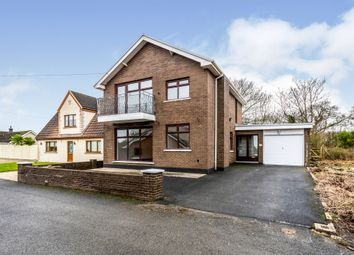 Thumbnail 3 bed detached house for sale in Pendderi Road, Bynea, Llanelli
