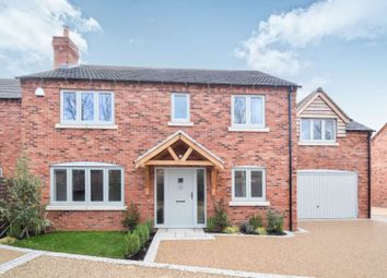 Thumbnail 5 bed detached house for sale in 5 Caulkley View, Hartshorne