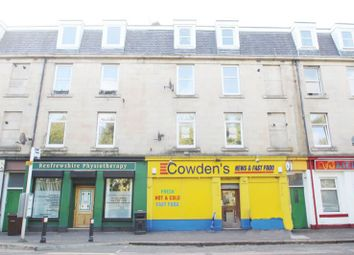 Thumbnail 2 bed flat for sale in 80B, Shore Street, Gourock PA191Rd