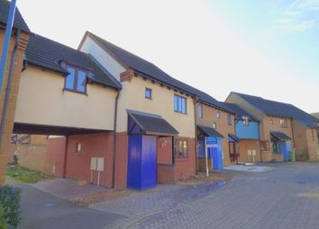 Thumbnail 3 bed terraced house for sale in Bulmer Close, Broughton, Milton Keynes, Buckinghamshire