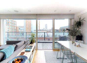 Thumbnail 1 bed flat to rent in Comice Apartments, 5 Pear Tree Street, London