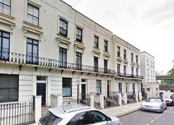 Thumbnail 3 bed flat for sale in Blomfield Villas, London