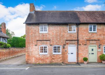 Thumbnail 3 bed terraced house for sale in School Lane, Tiddington, Stratford-Upon-Avon