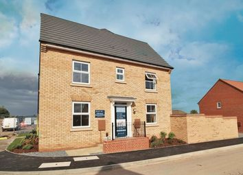 Thumbnail 3 bed semi-detached house for sale in Plot 51, Hadley Romans Quarter, Chapel Lane Bingham