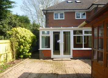 Thumbnail 2 bed semi-detached house for sale in Ash Close, Colden Common, Winchester