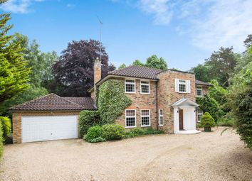 Thumbnail 5 bed detached house for sale in Star Hill Drive, Churt, Farnham, Surrey