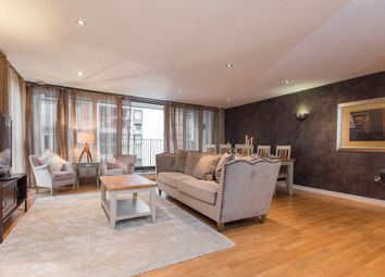Thumbnail 3 bedroom flat to rent in Marmara Apartments, 13 Western Gateway, London